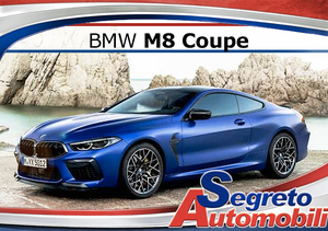 Bmw-M8 Coupe (F92)