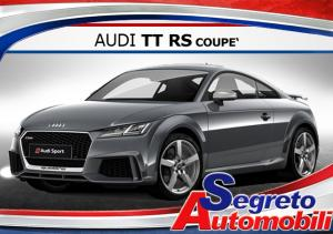 Audi-TT RS Coupe